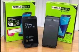 Samsung J7 Sky Pro Como Nuevo