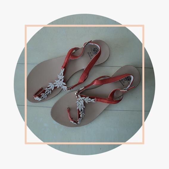 Sandalias / Ojotas Importadas. G. C. Shoes