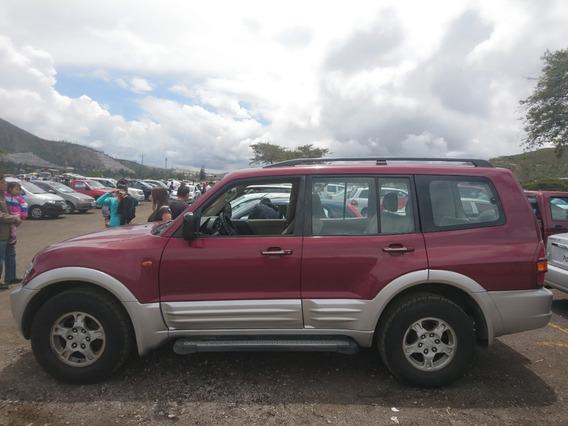 Mitsubishi Montero Blister Año 2001