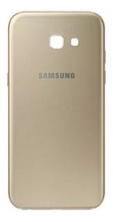 Tapa Trasera De Batería Samsung Galaxy A7 2017 A720 Dorada