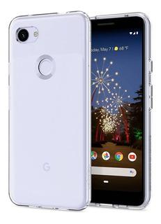 Capa Anti Impacto Google Pixel 3a Liquid Crystal Spigen