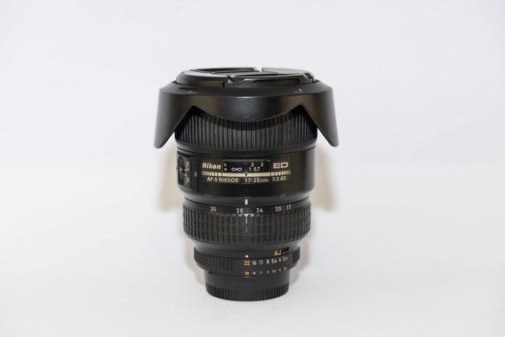 Lente Nikon Ed Af-s Nikkor 17-35 1:2.8 D