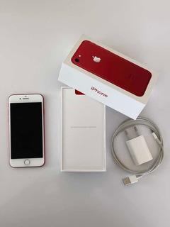 Oportunidade: iPhone Vermelho (red) 128 Gb Em Ótimo Estado.