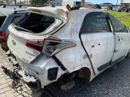 (08) Sucata Hyundai Hb20 2015 (retirada Peças)