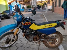 Moto Xlx 350 Ano 90