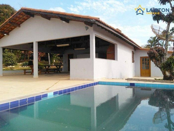 Chácara Com 3 Dormitórios À Venda, 2000 M² Por R$ 485 Mil - Maracanã - Jarinu/sp - Ch1108