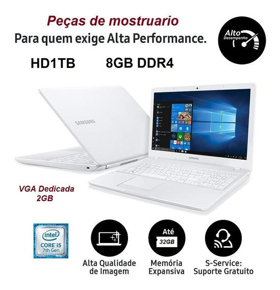 Notebook Samsung Gamer I5 6ª/ 7ª Geração 8gb Ddr4 / Vga 2gb