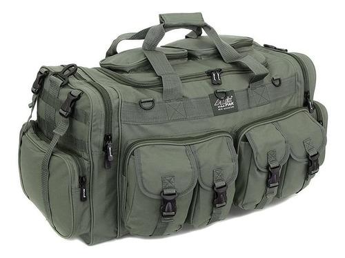 Npusa Tactical Militar Molle Gear Duffle Bandolera Al Aire L