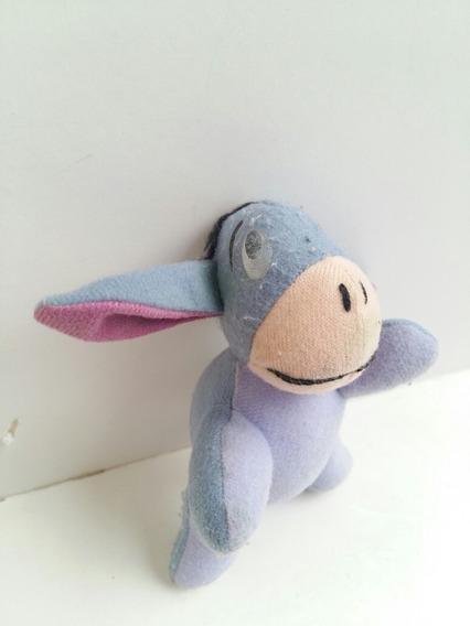 Burro Miniatura Bizonho Mc Donalds Turma Do Pooh Pelucia11cm