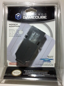 Torrando Nintendo Game Cube Modem Adapter Dial-up Lacrado