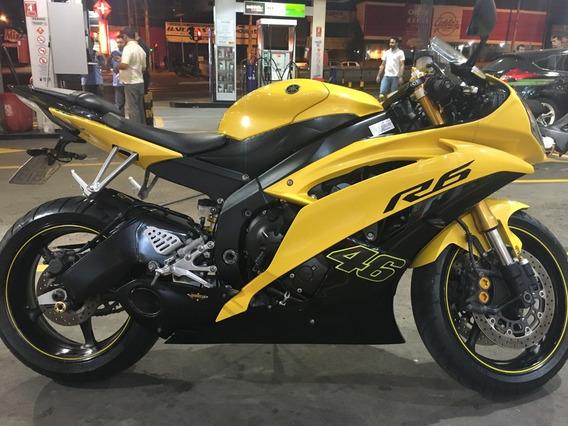 Yamaha R6 2008 (impecável)