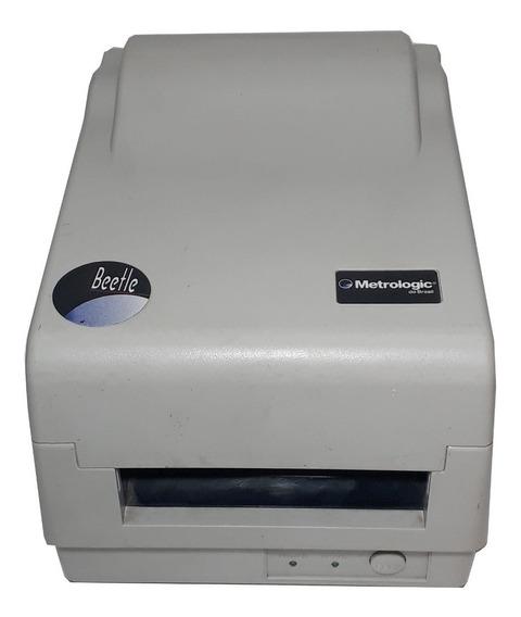 Impressora Térmica De Etiquetas Metrologic Beetle