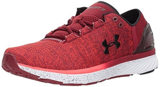 Tenis Under Armour Charged Bandit 3 Rojo 18 Us