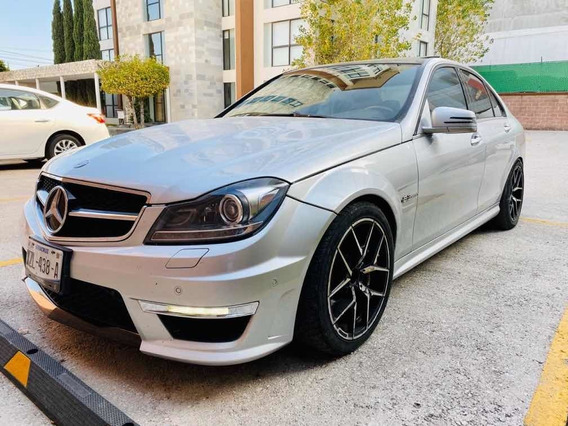 Mercedes-benz Clase C 6.2 63 Amg Coupe Mt 2012