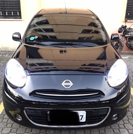 Nissan March 1.0 S 5p 2014