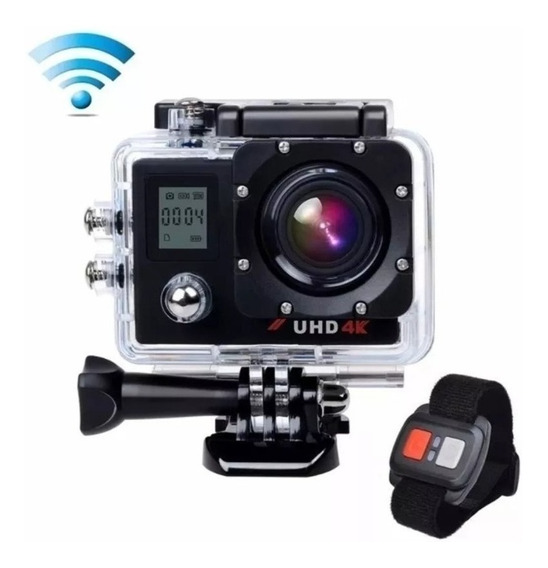 Camara Doble Pantalla Color Rosada 1080 Sports + Control