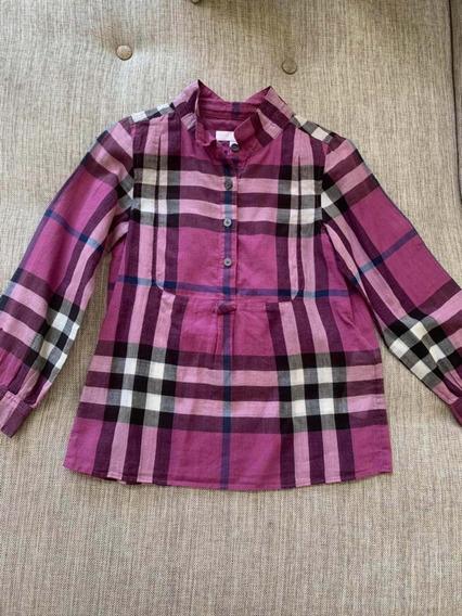 Burberry Niña Camisa