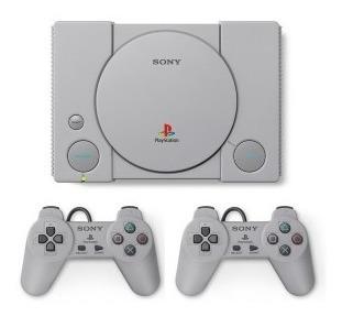 Sony Playstation Clasico Modelo Scph-1000r Con 20 Juegos