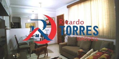 Apartamento Com 3 Quartos Para Comprar No Jardim Riacho Das Pedras Em Contagem/mg - 4118