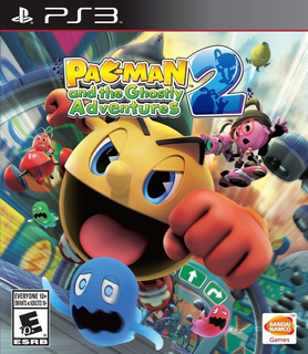 Pac Man And The Ghostly Adventures 2 Ps3 Store