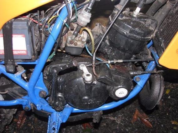 Motor Agrale 30.0 Com Carburador E Estalação Funcionando