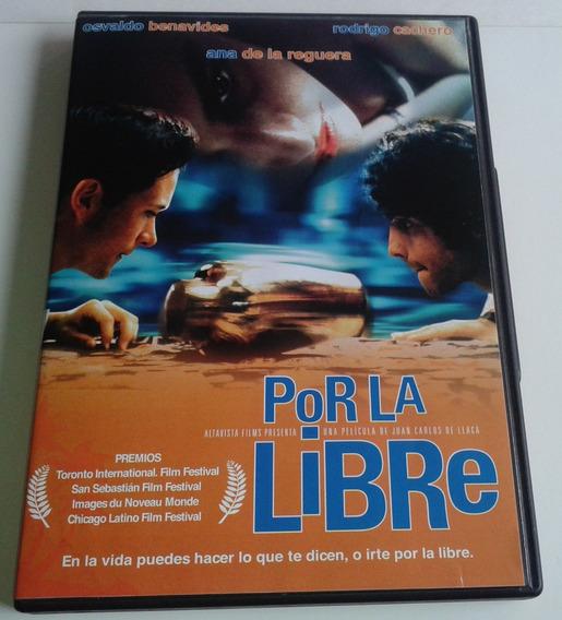 Por La Libre Pelicula Dvd Oswaldo Benavides Ana De La Reguer