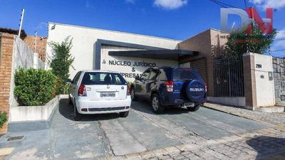 Locação Sala Empresarial Em Lagoa Nova - Sa0013