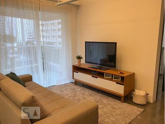 Apartamento Para Aluguel - Brooklin, 1 Quarto, 48 - 893102064
