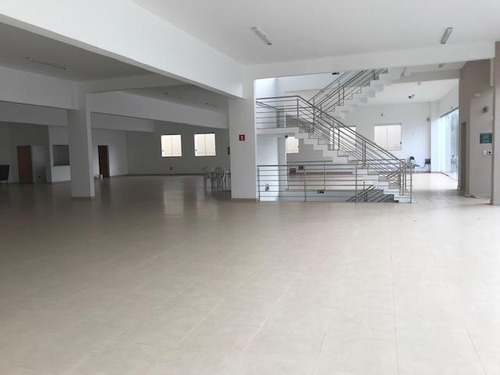 Salão Para Alugar, 2183 M² Por R$ 60.000,00/mês - Alto Da Boa Vista - Ribeirão Preto/sp - Sl0275