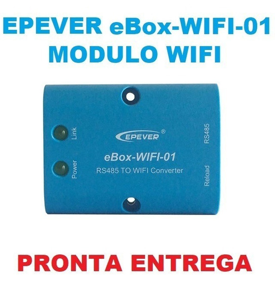Modulo Wifi Epever Ebox-wifi-01 Tracer