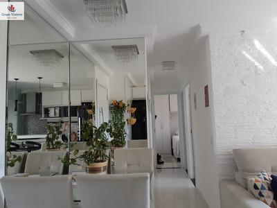 Apartamento A Venda No Bairro Imirim Em São Paulo - Sp. - 4446-1
