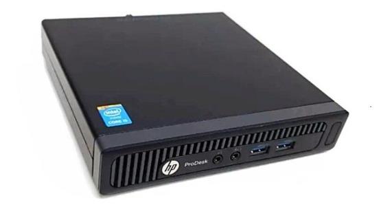 Elitedesk Hp 800 G2 Intel Core I5 8gb 256 Ssd Promoção !!