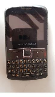 Celular Motorola Modelo Ex-115 Para Retirar Peças Ref: L100