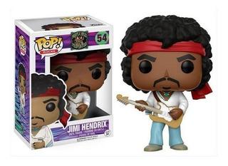 Funko Pop Purple Haze Properties Jimi Hendrix 54 Vdgmrs