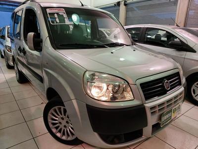 Fiat Doblo 1.8 16v Essence 7l Flex 5p 2017 Veiculos Novos