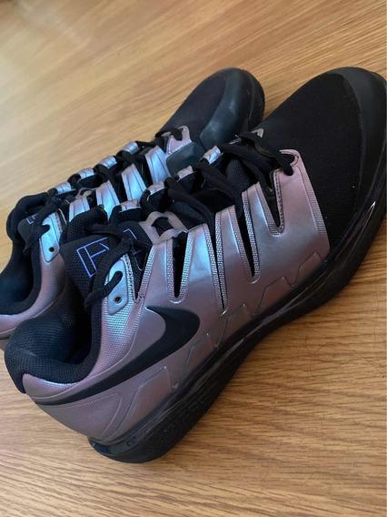 Zapatillas Nike Tour X Clay ( Impecables Como Nuevas 12 Us
