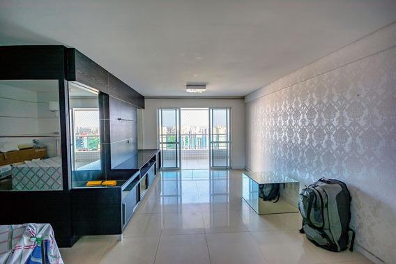 Apartamento Na Aldeota - Lazer Completo, 4 Vagas, 3 Quartos