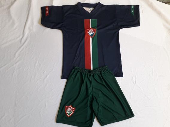 Conjunto Infantil Fluminense (camisa+short