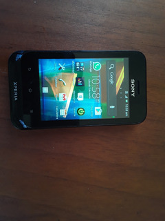 Sony Xperia Tipo St21i Gsm 3g Android 4.0