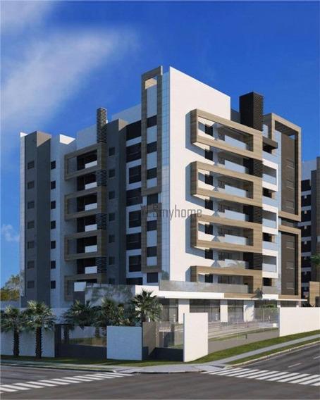 Apartamento Com 3 Quartos À Venda, 107 M² Por R$ 939.093 - Água Verde - Curitiba/pr - Ap2719