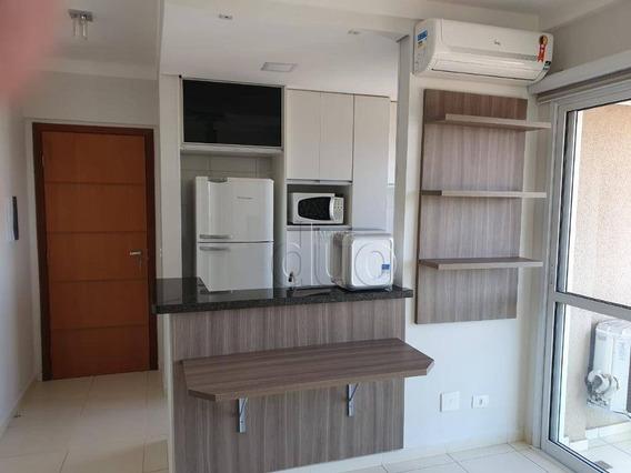 Apartamento Com 1 Dormitório À Venda, 37 M² Por R$ 255.000,00 - Vila Independência - Piracicaba/sp - Ap3720