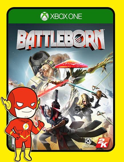 Battleborn Xbox One - Mídia Física (envio Flash)