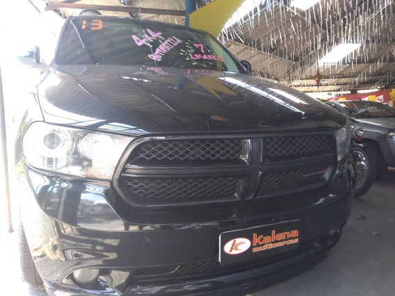 Dodge Durango Crew 3.6 V6 Top Sem Detalhes...