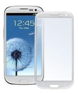 Vidrio Glass I9300 Galaxy S3 Azul Osc Samsung Hago Envios!!