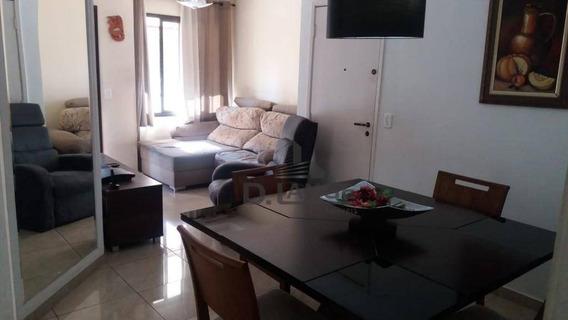 Apartamento Com 3 Dormitórios À Venda, 96 M² Por R$ 560.000 - Parque Prado - Campinas/sp - Ap16815
