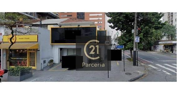 Sobrado Para Alugar, 170 M² Por R$ 6.800/mês - Moema - São Paulo/sp - So0890