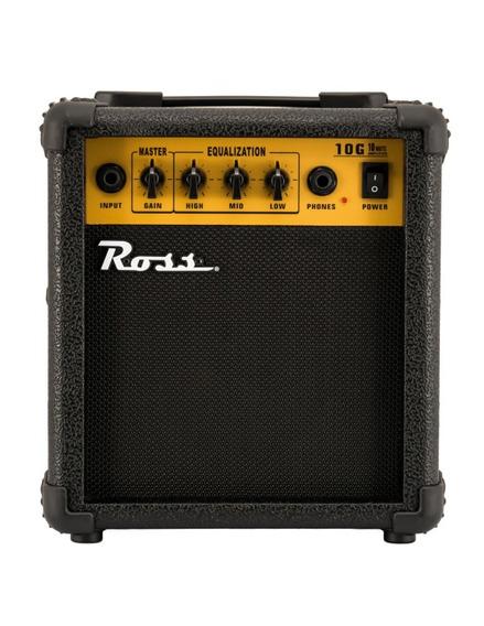 Ross G-10 Amplificador Para Guitarra 10 Watts 1x5 Distorcion