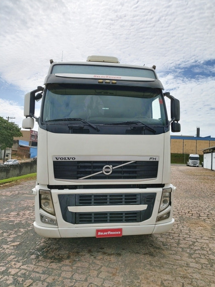 Volvo Fh 420 6x2 Globthoter Shift