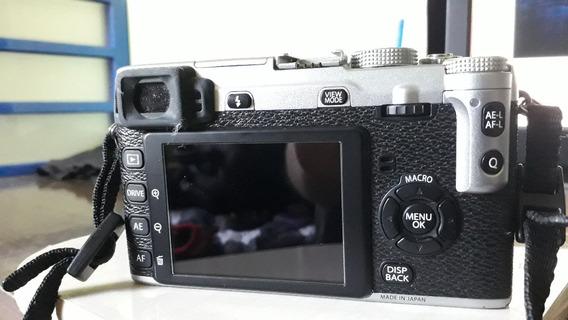 Camera Fuji X-e1 + Lente 18-55 2.8 Fujifilm