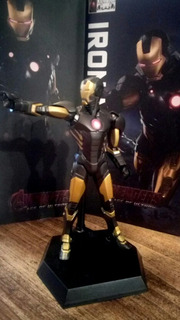 Ironman Crazy Toys Traje Oscuro Age Of Ultron